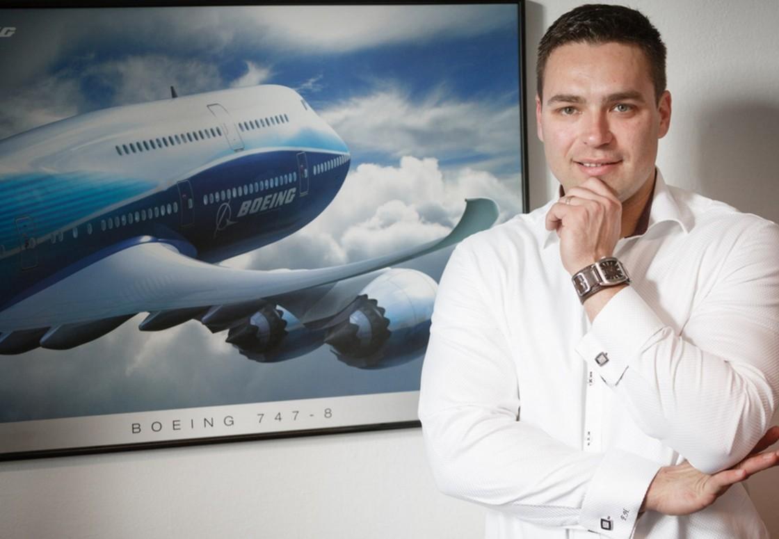 František Herynk, CEO Click2Claim s.r.o. [Zdroj: finance.idnes.cz]