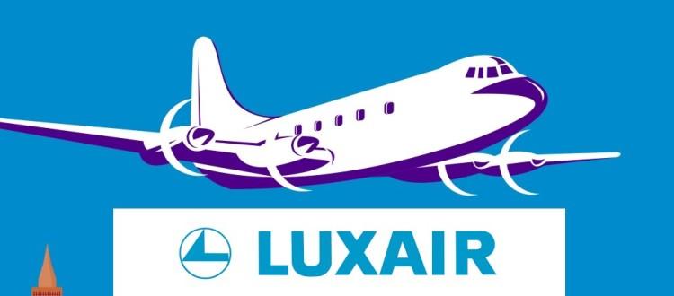 Zruseny let spolocnosti Luxair