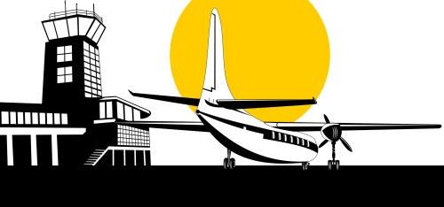 Letisko a letiskovy personal byvaju takisto pricinou problemov s letom